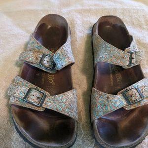 Birkenstock Papillio sandals size 41/10